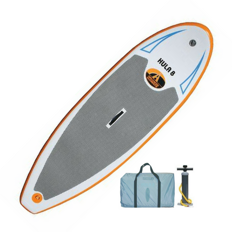 Advanced Elements Hula Inflatable Paddleboard SUP - River To Ocean Adventures