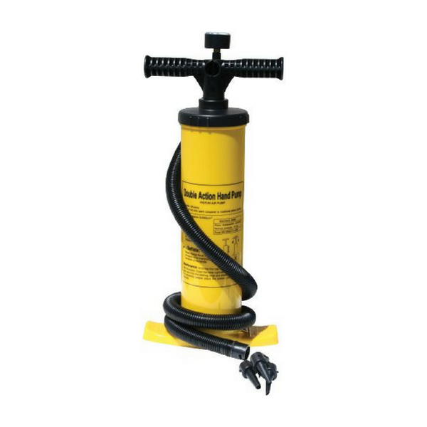 Advanced Elements Double-Action Hand Pump with Gauge - River To Ocean Adventures