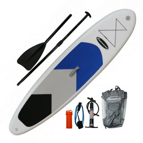 Searano Inflatable SUP Paddleboard 330 - River To Ocean Adventures