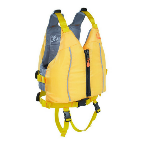 Palm Quest Kids PFD - Saffron - River To Ocean Adventures