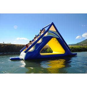 Aquaglide Summit Express Inflatable Commercial Slide