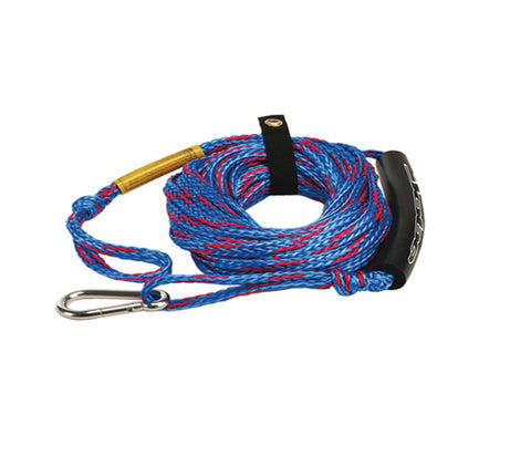 Jobe Tube Tow Rope With Hook - 2P