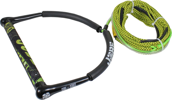 Jobe Guru Wake Handle & Spectra Rope