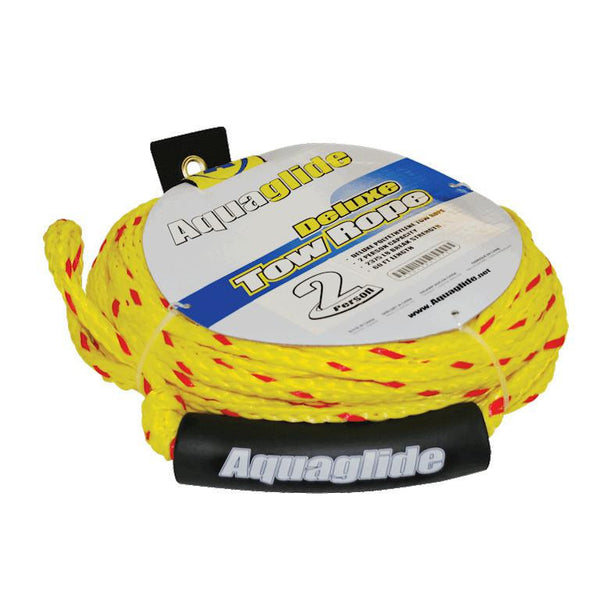 Aquaglide 2 Person Tow Rope - River To Ocean Adventures