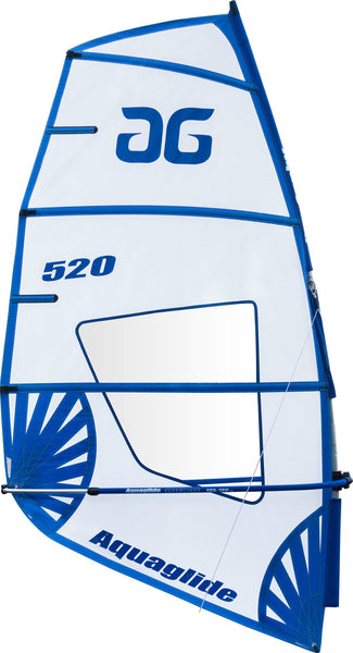 Aquaglide 520 Sailing Rig - River To Ocean Adventures