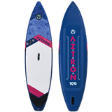 "Aztron Terra 10ft 6"" Inflatable SUP Paddle Board - River To Ocean Adventures"