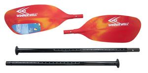 Winnerwell TNRY 4-Piece Kayak Paddle 210cm
