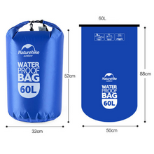 Load image into Gallery viewer, Naturehike 60L Dry Bag - River To Ocean Adventures