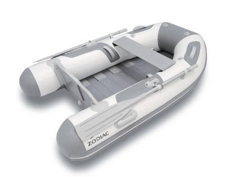 Zodiac Cadet Roll Up Boat - Slatted Floor 200 - River To Ocean Adventures