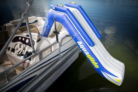 Aquaglide Freefall Pontoon & Dock Slide - River To Ocean Adventures