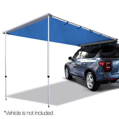 Weisshorn Car Shade Awning 2.5 x 3m - Navy