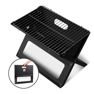 Grillz Portable Charcoal BBQ Grill - River To Ocean Adventures