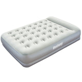 Bestway Queen Size Inflatable Air Mattress - White - River To Ocean Adventures