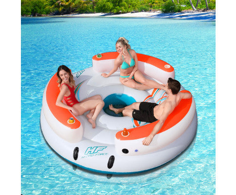 Bestway Inflatable Floating Island Lounge