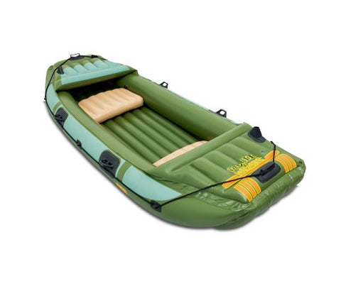 Neva III Inflatable Kayak Boat - 3 Person - River To Ocean Adventures