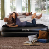 Bestway Single Size Inflatable Air Matress - Black - River To Ocean Adventures