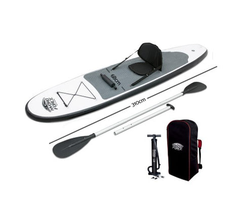Bestway Hydro-force 2 in 1 Inflatable Stand Up Paddle Board Kayak - River To Ocean Adventures