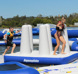 Aquaglide Barricade 10' - Obstacle Walkway - River To Ocean Adventures