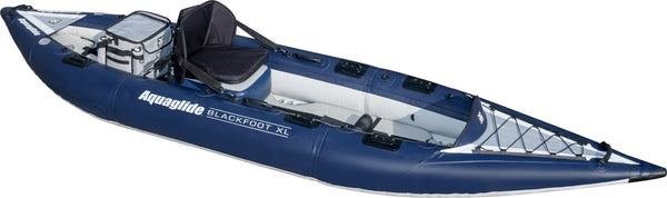 Aquaglide Blackfoot HB Angler XL 2 person Fishing Kayak - River To Ocean Adventures