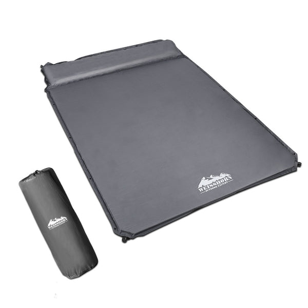Weisshorn Self Inflating Mattress - Grey