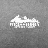 Weisshorn Double Size Self Inflating Mattress - Grey - River To Ocean Adventures