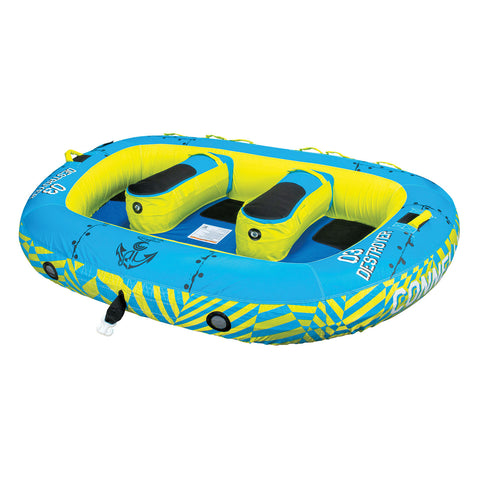 Connelly Destroyer 3 Towable Tube - 3 Person