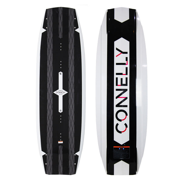 Connelly Dowdy Wakeboard With Draft Boots