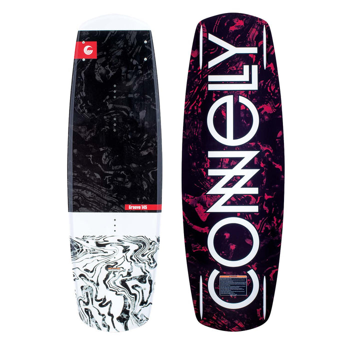 Connelly Groove Wakeboard With Draft Boots