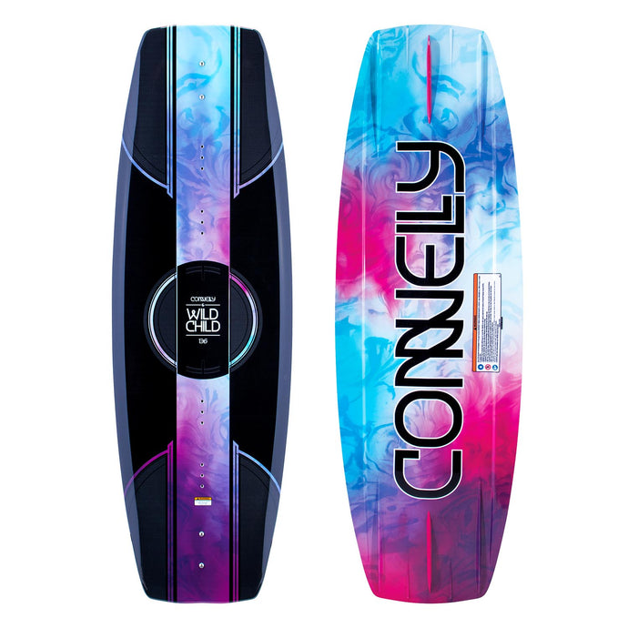 Connelly Wildchild Wakeboard With Karma Boots