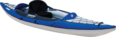 Aquaglide Columbia 110 XP - 1 Person Inflatable Kayak - River To Ocean Adventures