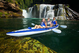 Aquaglide Columbia 155 XP - 3 Person Inflatable Kayak - River To Ocean Adventures