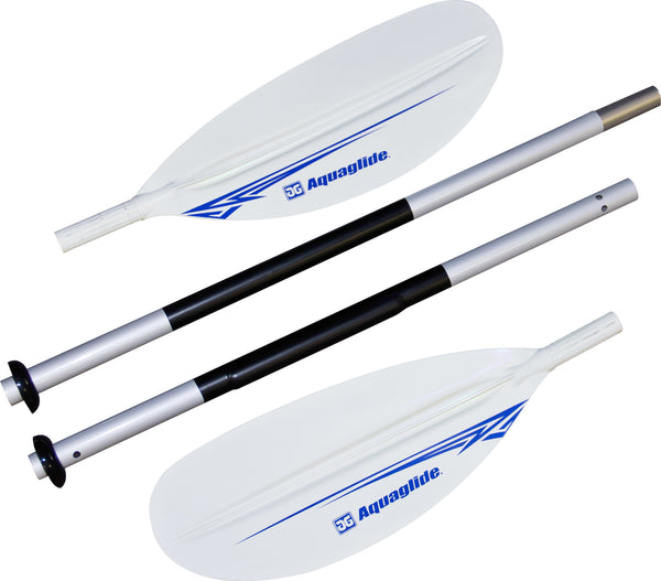 Aquaglide Cruise Kayak Paddle - 4-Piece - River To Ocean Adventures