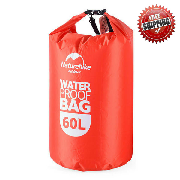 Naturehike 60L Dry Bag - River To Ocean Adventures