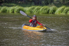 Load image into Gallery viewer, Aquaglide Deschutes 130 1 Person Inflatable Kayak