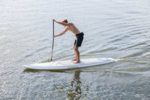 "Load image into Gallery viewer, Aquaglide Evolution 12ft 6"" Hardtop SUP Paddleboard - River To Ocean Adventures"