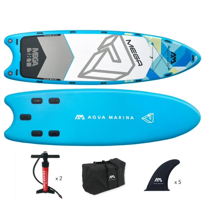 Aqua Marina Mega Inflatable SUP Paddle Board