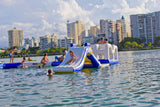 Aquaglide Freefall 6' Inflatable Slide - River To Ocean Adventures