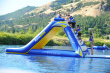 Load image into Gallery viewer, Aquaglide Freefall Extreme Inflatable Water Slide - River To Ocean Adventures