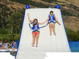 Aquaglide Freefall Extreme Inflatable Water Slide - River To Ocean Adventures