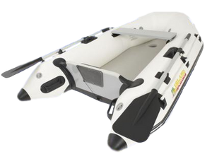 Island Inflatables Air Deck Inflatable Boat - 2.3m - River To Ocean Adventures