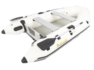 Island Inflatables Air Deck Inflatable Boat - 2.9m - River To Ocean Adventures
