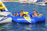 Aquaglide Inversible Inflatable Lounge - River To Ocean Adventures