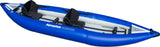 Aquaglide Klickitat HB 2 - 2 Person Inflatable Kayak - River To Ocean Adventures