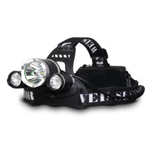 Load image into Gallery viewer, Weisshorn 4 Mode LED Flash Torch Headlamp - River To Ocean Adventures