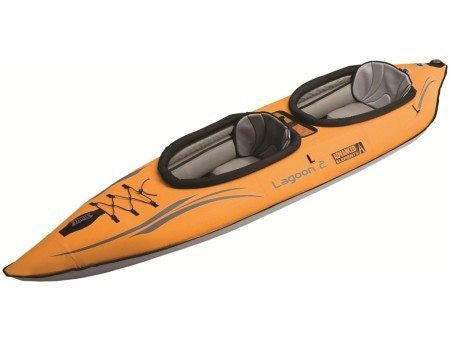 Advanced Elements Lagoon 2 Inflatable Kayak - River To Ocean Adventures