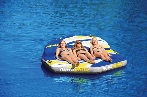 Aquaglide Lanai Combo Inflatable Water Lounge & Towable - River To Ocean Adventures