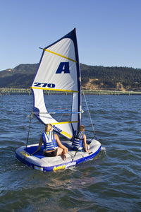 Aquaglide Multisport Sailing Rig - River To Ocean Adventures