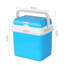 Load image into Gallery viewer, Glacio 25L Portable Cooler Fridge - Blue - River To Ocean Adventures