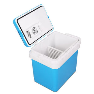 Glacio 25L Portable Cooler Fridge - Blue - River To Ocean Adventures