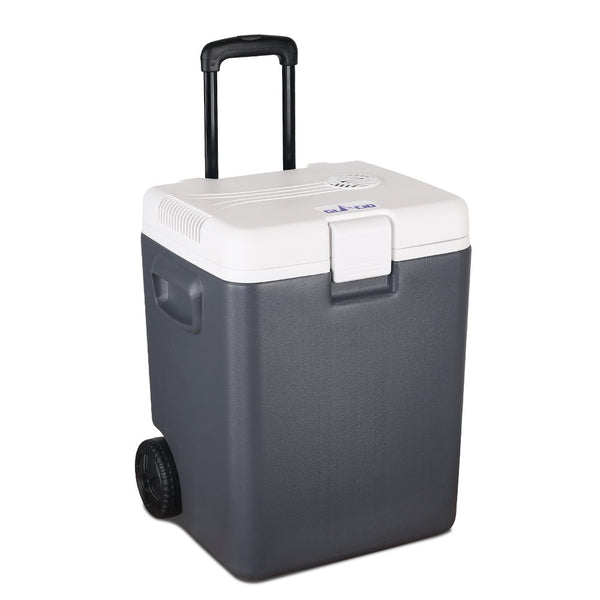 Glacio 30L Portable Cooler Fridge - Grey - River To Ocean Adventures